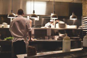 Küchenmixer in der Gastronomie