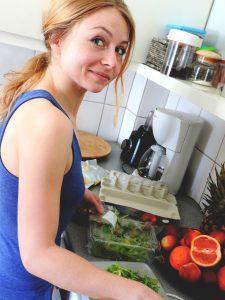 Küchenmixer mit vielen Möglichkeiten